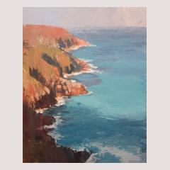 Trevean Cliff