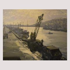 Newlyn-Pier-Bernard-Evans-morning-light.JPG