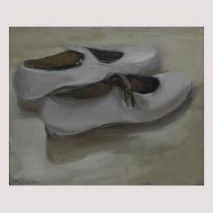 Old White Shoes