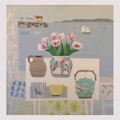 Emma Williams - Flowers and Lights cornish artist
